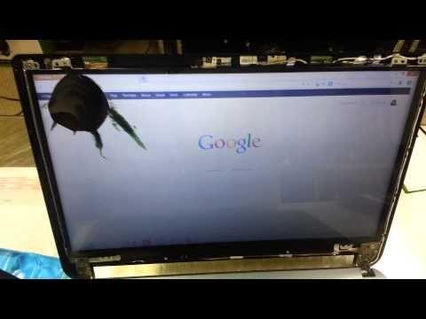 How To Replace A Broken Laptop Screen Laptop Screen Screen Repair Hacking Computer