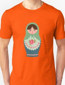 Matrioska Design T-Shirt