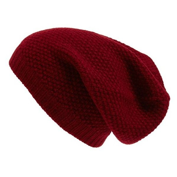de76f58fc2d Sole Society Wool Knit Beanie ( 25) ❤ liked on Polyvore featuring  accessories