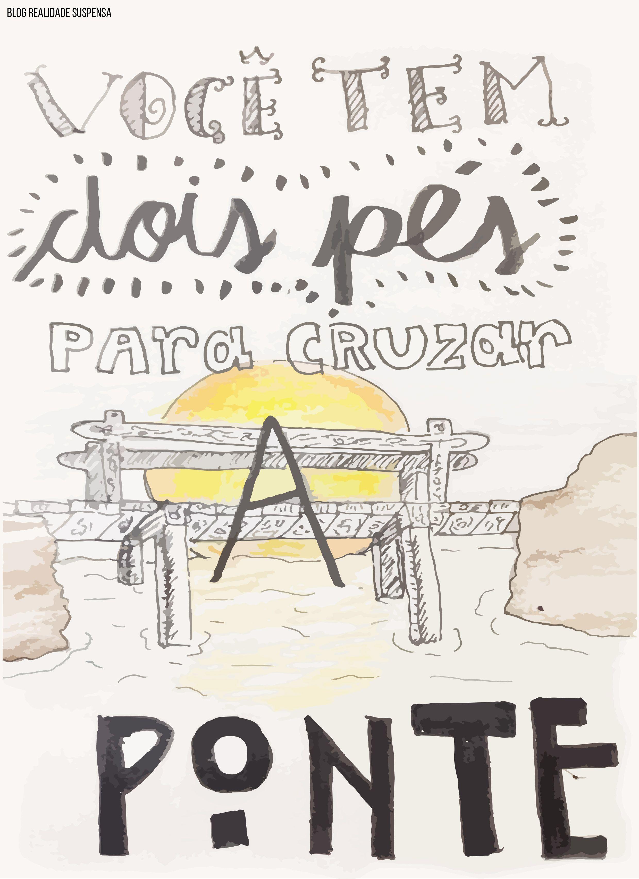 Cartaz feito por mim baseado na letra da música Tente outra Vez do ...