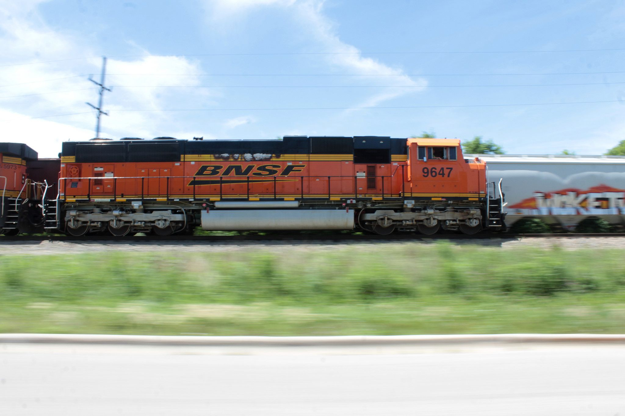 Panning out | Railroads - BNSF - Burlington Northern and