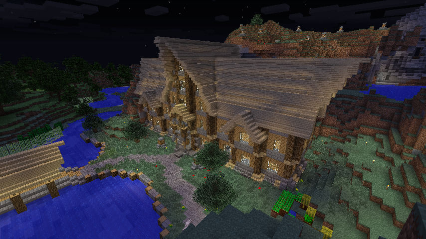 Pin By Catelyn On Minecraft Builds Pinterest Minecraft Ideas - Cool minecraft houses survival