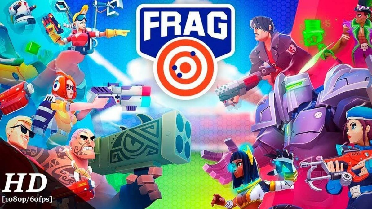 Download FRAG Pro Shooter MOD APK 1.5.8 (Unlimited Money