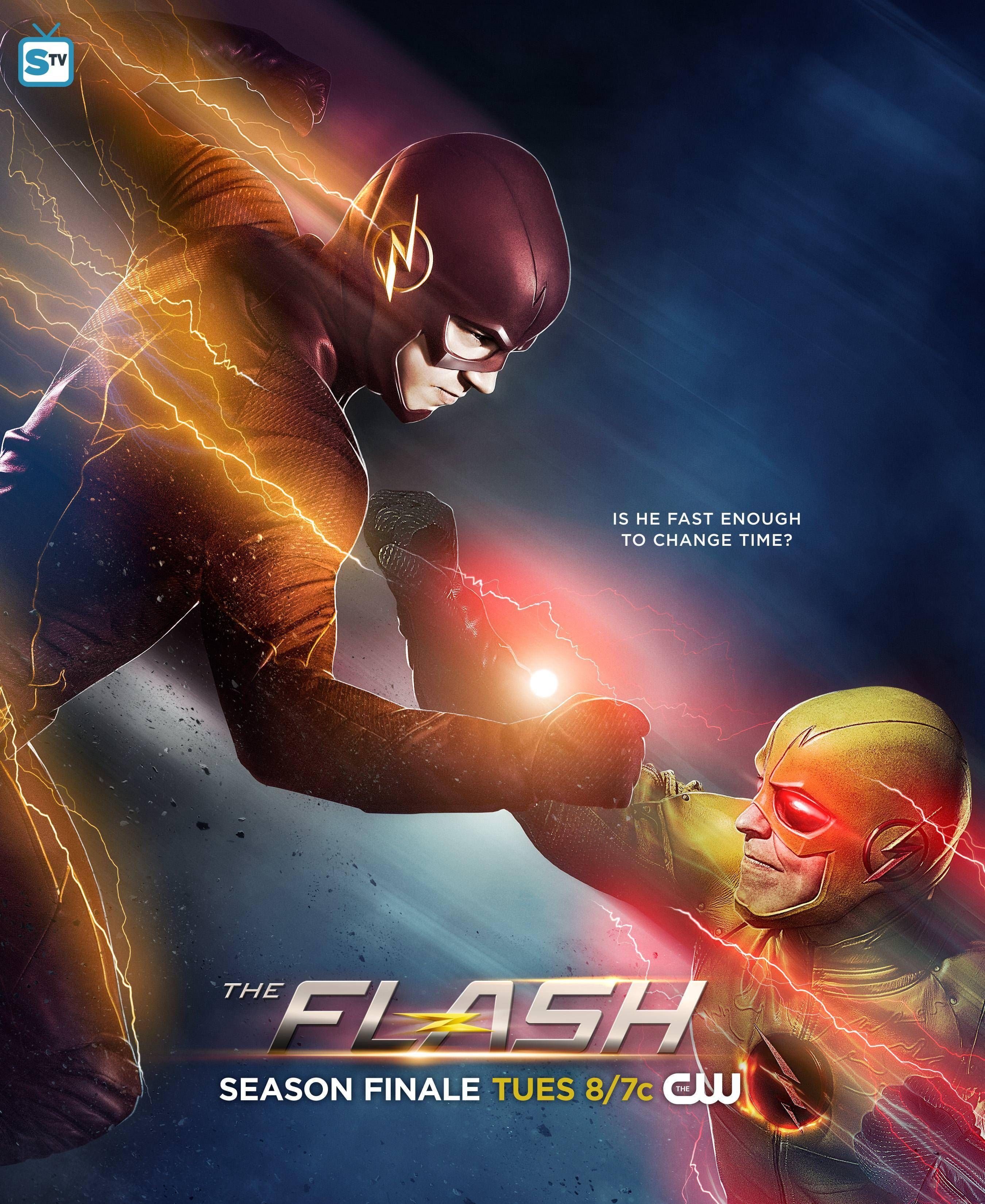 THE FLASH Goes To War With 'ReverseFlash' In Epic New
