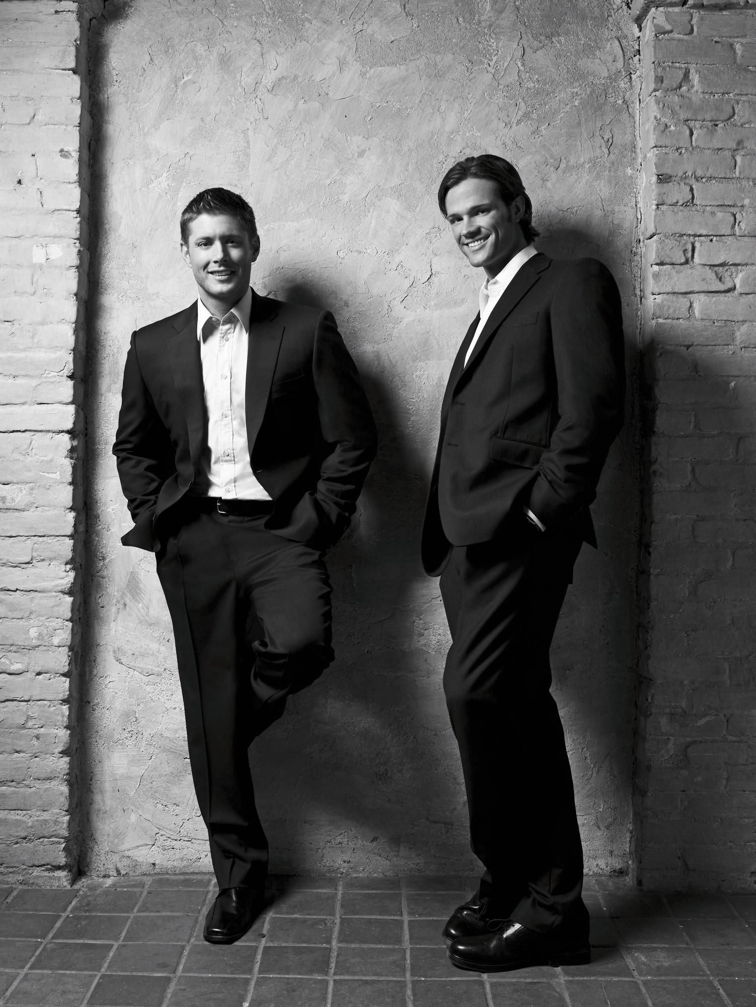 Jensen Ackles & Jared Padalecki. | The Beautiful People ...