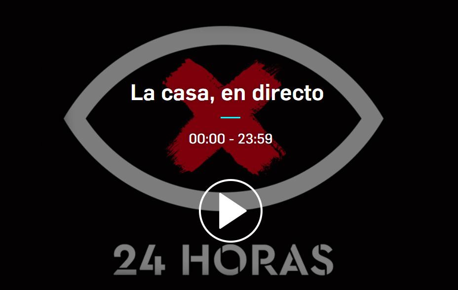 Vuelve El Canal 24 Horas De Gran Hermano Revolution Hermanas
