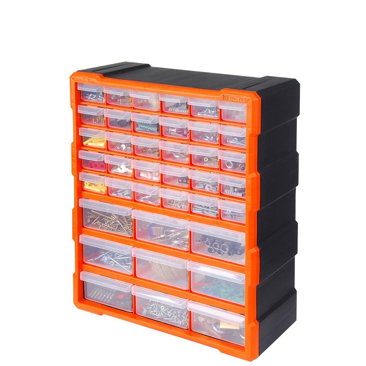 39 Drawer Hardware Storage Cabinet  sc 1 st  Pinterest & 39 Drawer Hardware Storage Cabinet | Odds | Pinterest