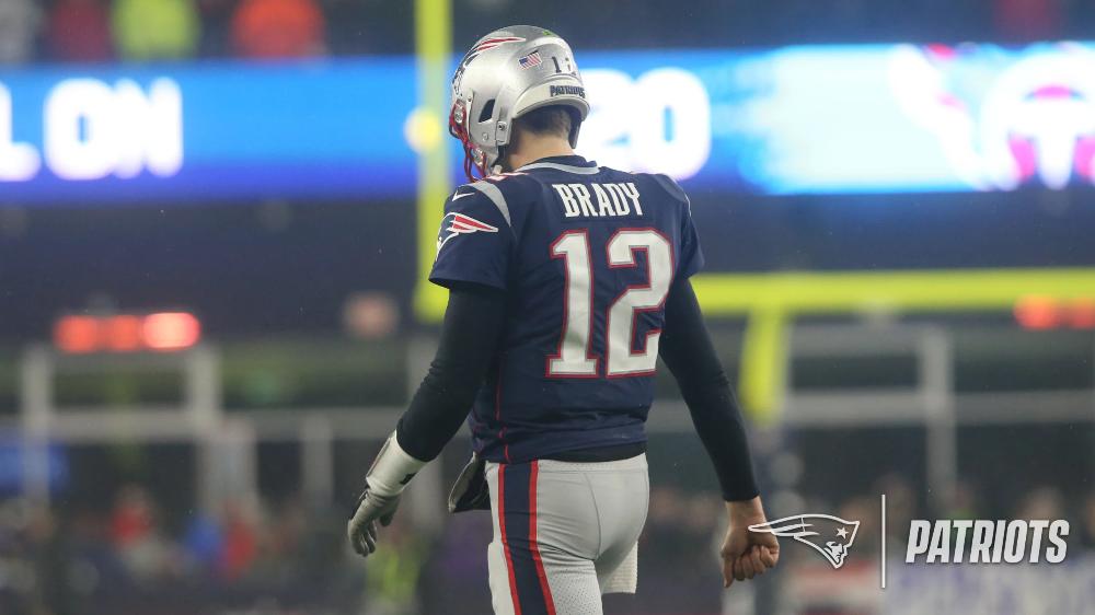 Tom Brady Announces He S Leaving Patriots Tom Brady Patriots New England Patriots