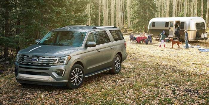 2018 Ford Expedition Price Max Towing Capacity Ford Expedition