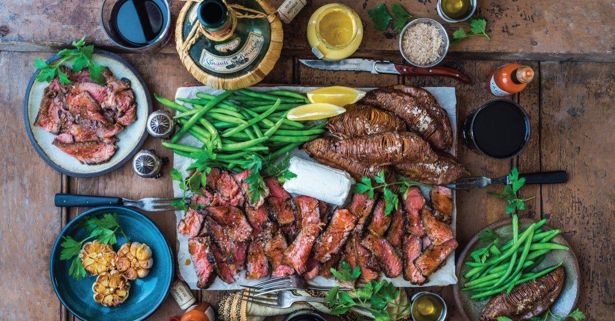 Blog Lone Mountain Wagyu Potato recipes, Wagyu beef