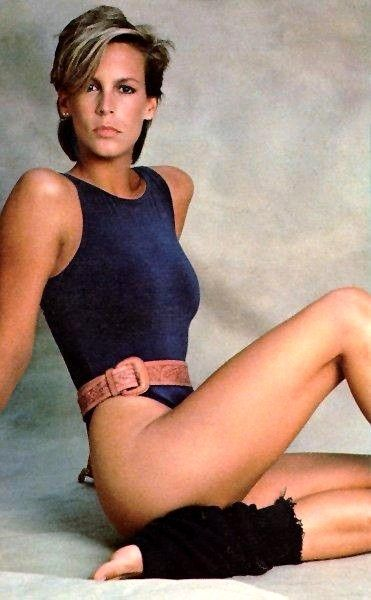 Jamie curtis bikini