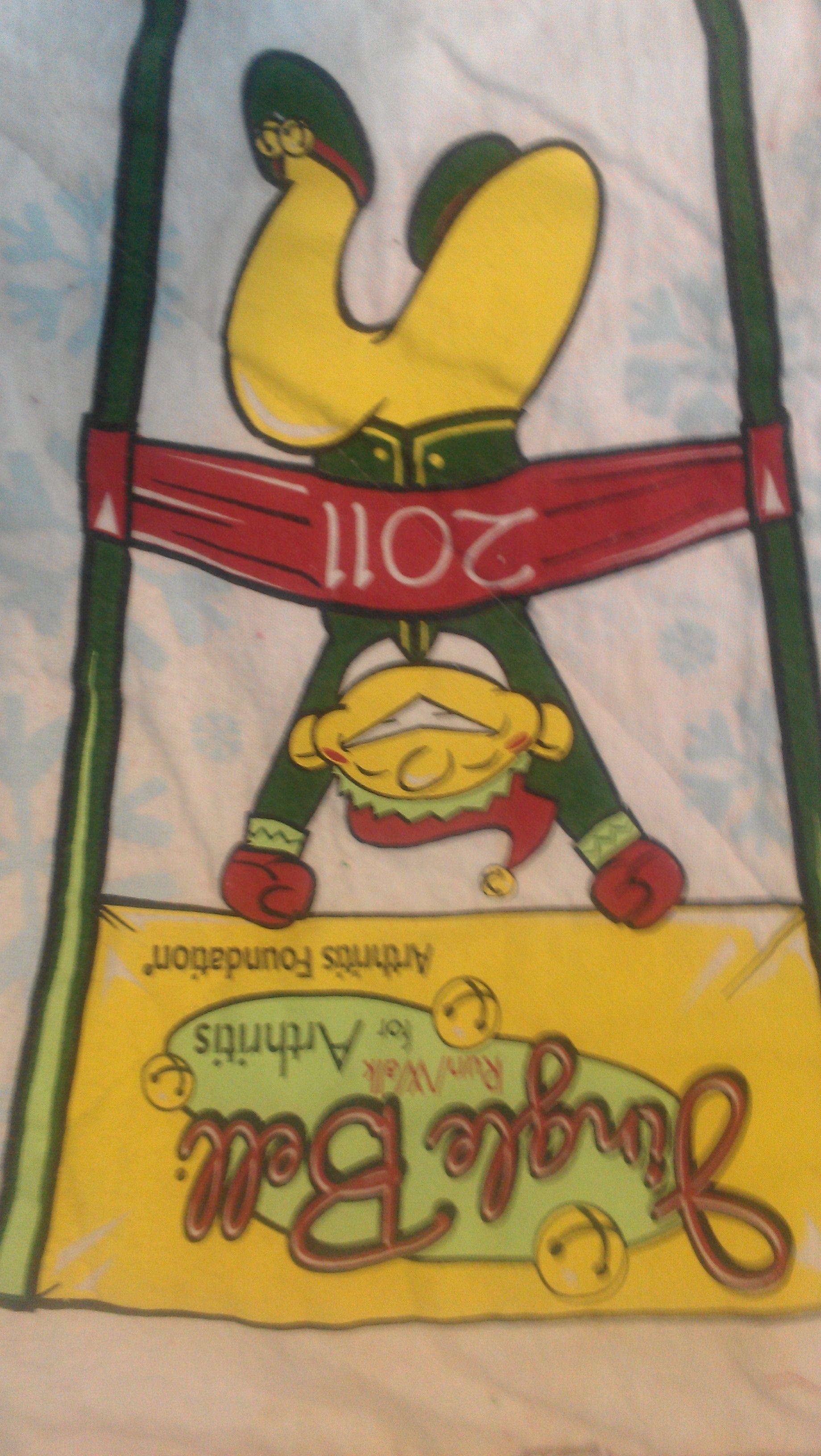 Quincy, Illinois Jingle Bell Run 5K, Dec. 2, 2011: Race ...