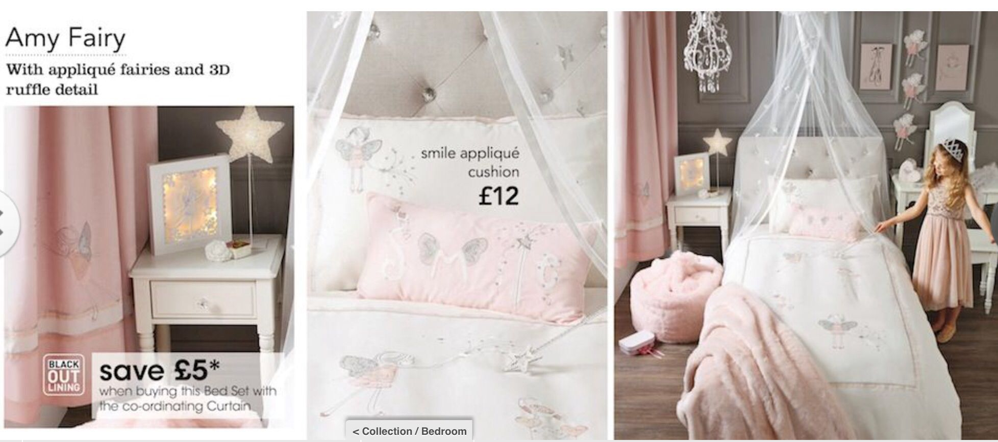 Next Girls Bedroom Furniture Next Amy Fairy Bedding Ideas For Evelyns Room Pinterest