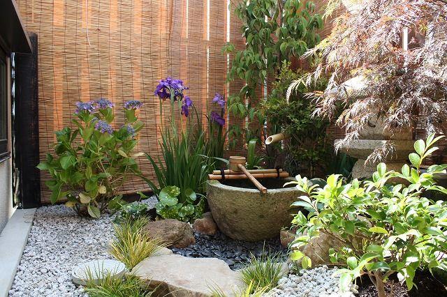 Small Space Japanese Garden