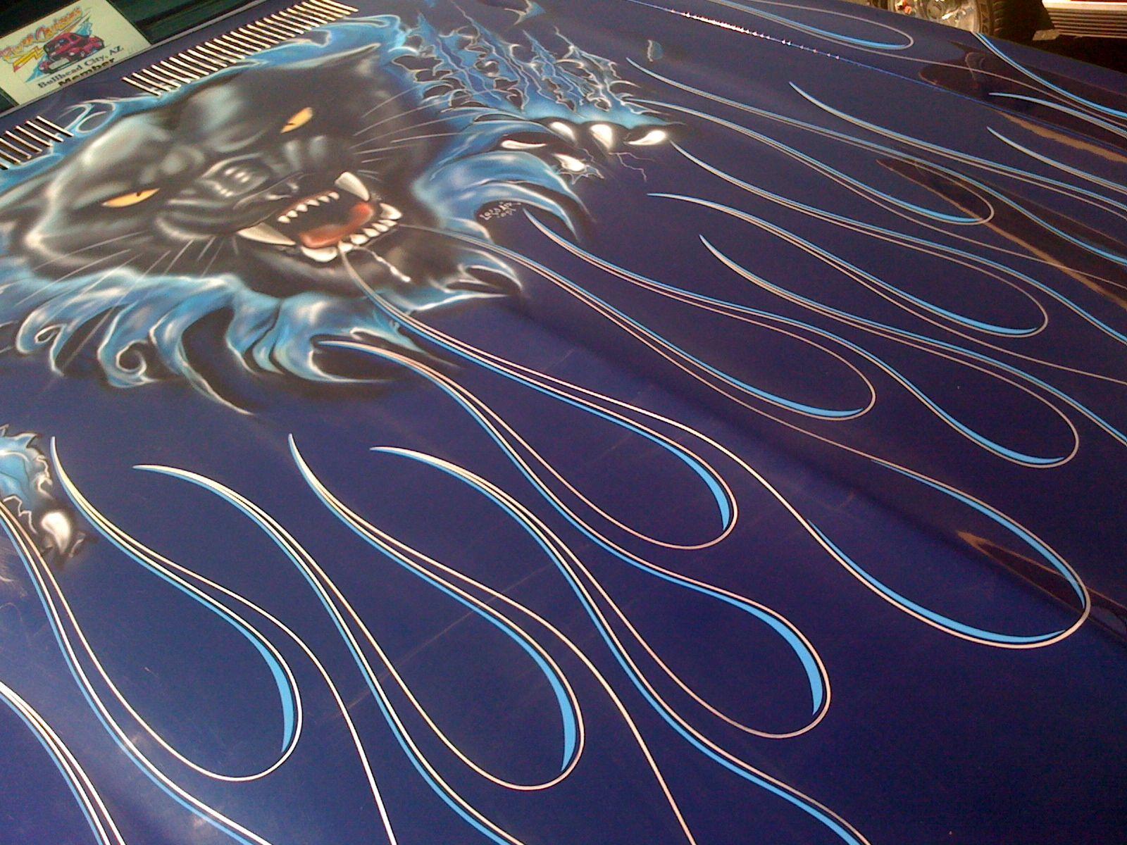 Flamin' Panther