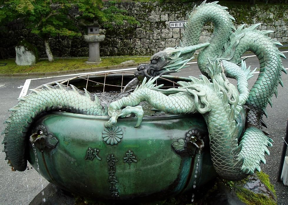 Dragons Of The East West