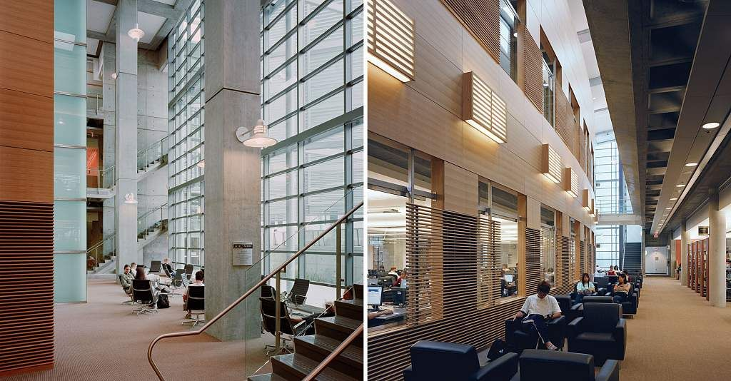 Santa Monica College Library CO Architects LIBRARY Pinterest
