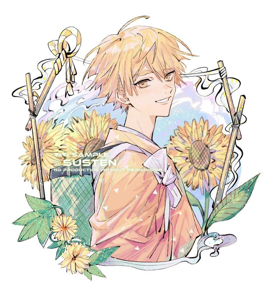 Ghim của Iro trên Kimetsu characters trong 2020 Anime