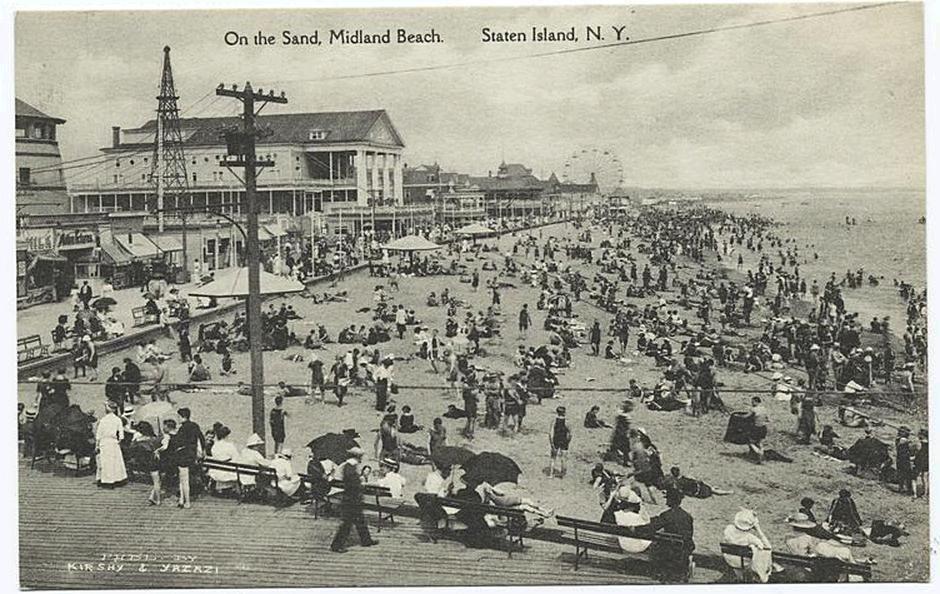 Staten Island Ny Staten Island Staten Island Ferry Beach