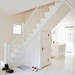 Different staircases@adreamhousefortish.blogspot.com