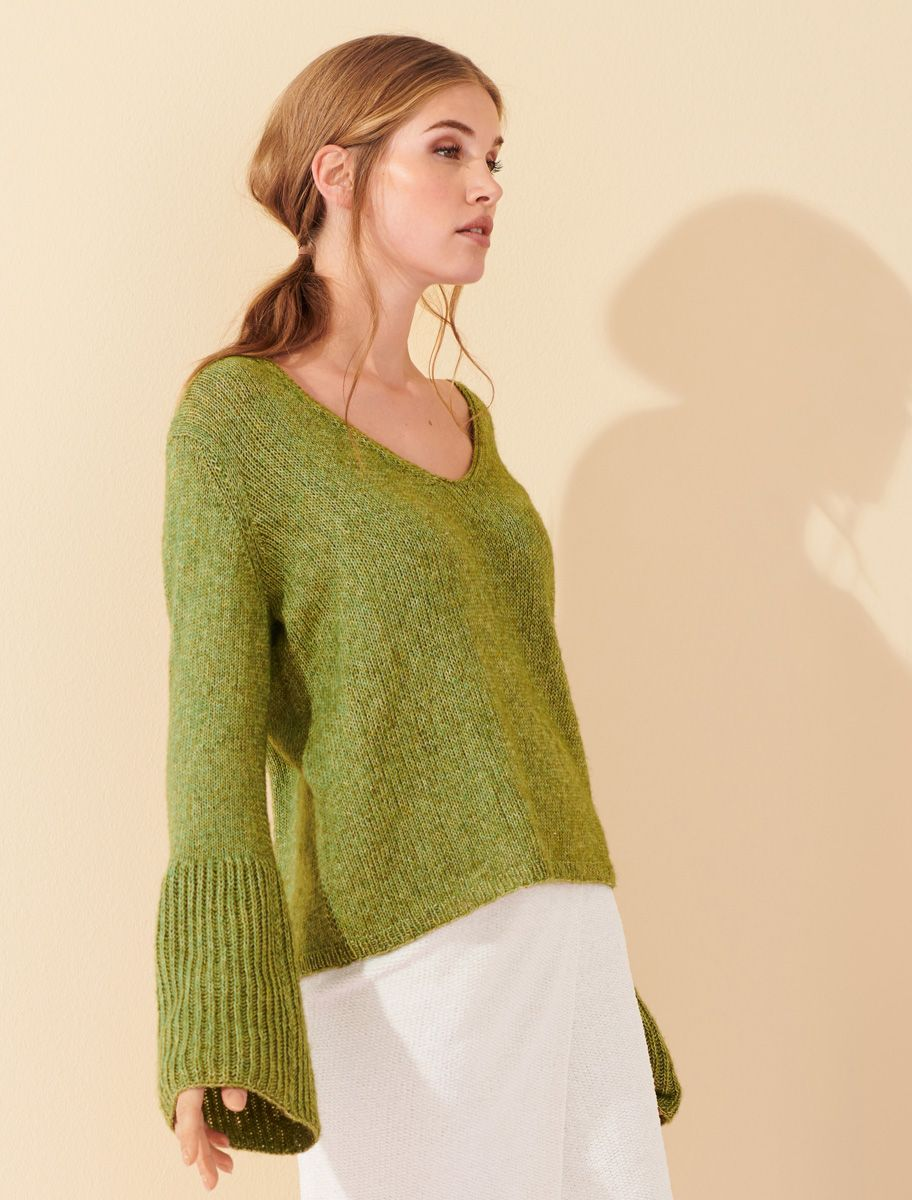 PULLI Ecopuno | knitted pullover, sweater | Pullover