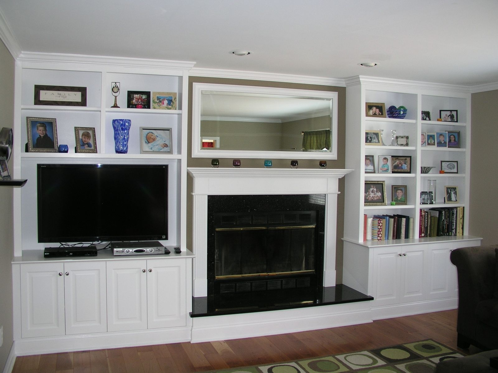 with stand white storage room entertainment centers living unit small units center tv modern wall fireplace furniture