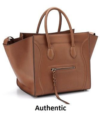 d195228c4669 Ebay and other sites are flooded with fake handbags and without a little  help it s very easy to get fooled. This being the first guide on how to  spot fake ...