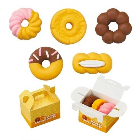 Do it yourself scented clay eraser donut set donuts clay and craft craft erasers do it yourself scented clay eraser donut set coolpencilcase solutioingenieria Gallery