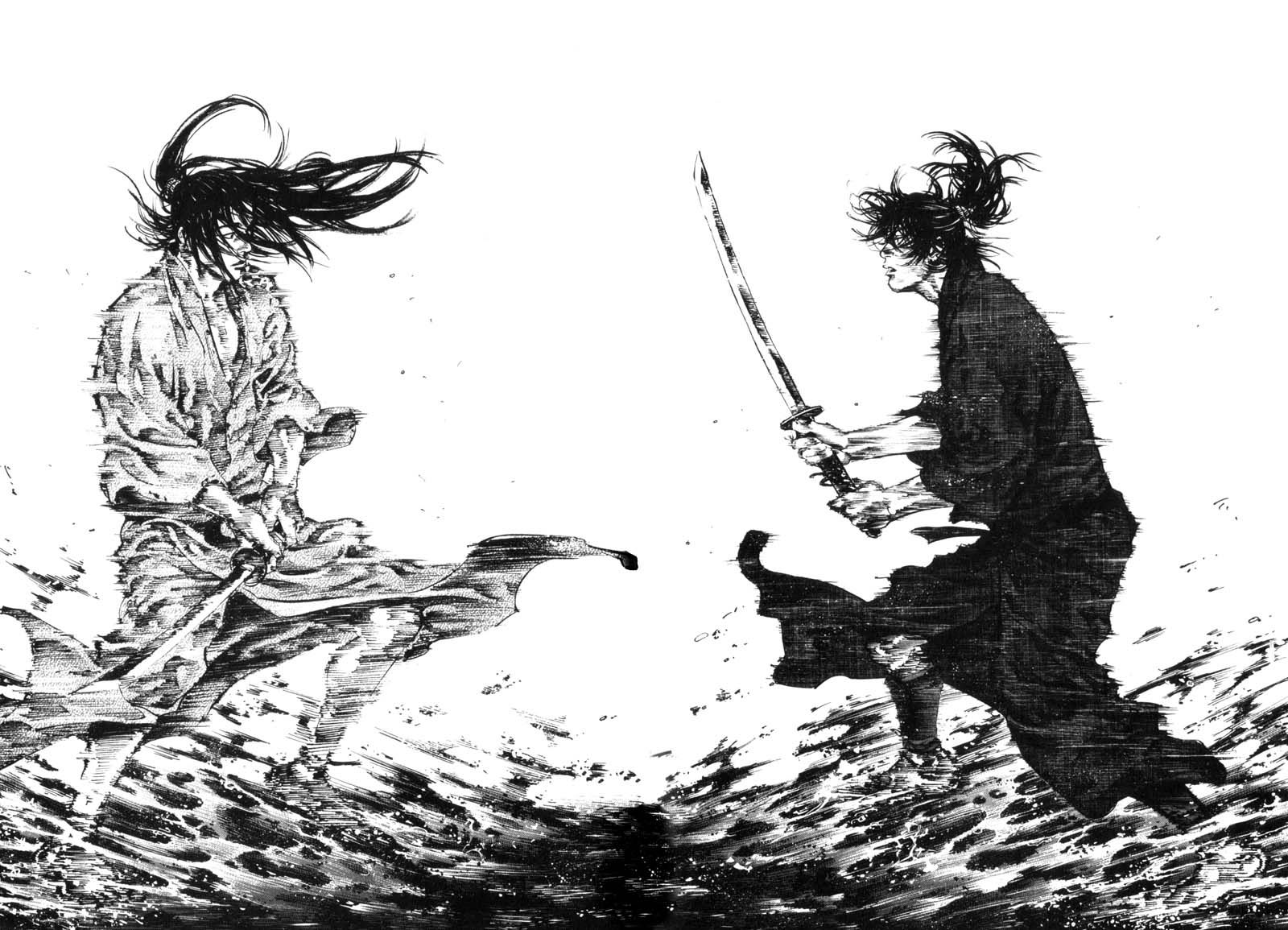 Read Manga Vagabond  Online In High Quality