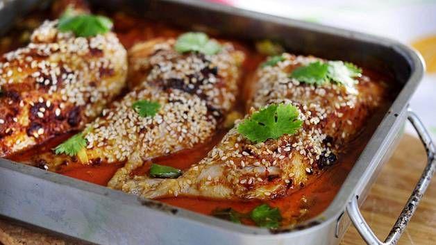 Kanankoivet currykastikkeessa - Reseptit - Ilta-Sanomat