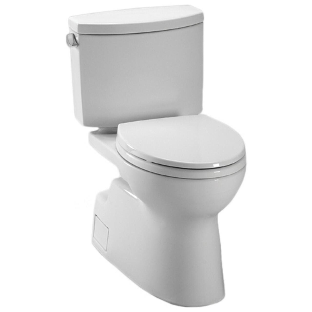 The Vespin II is a high-efficiency toilet that features Double ...