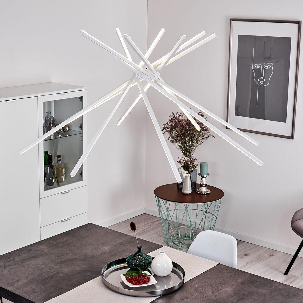 Deckenlampe Geometrisch Led Deckenleuchte Beleuchtung Decke Deckenlampe