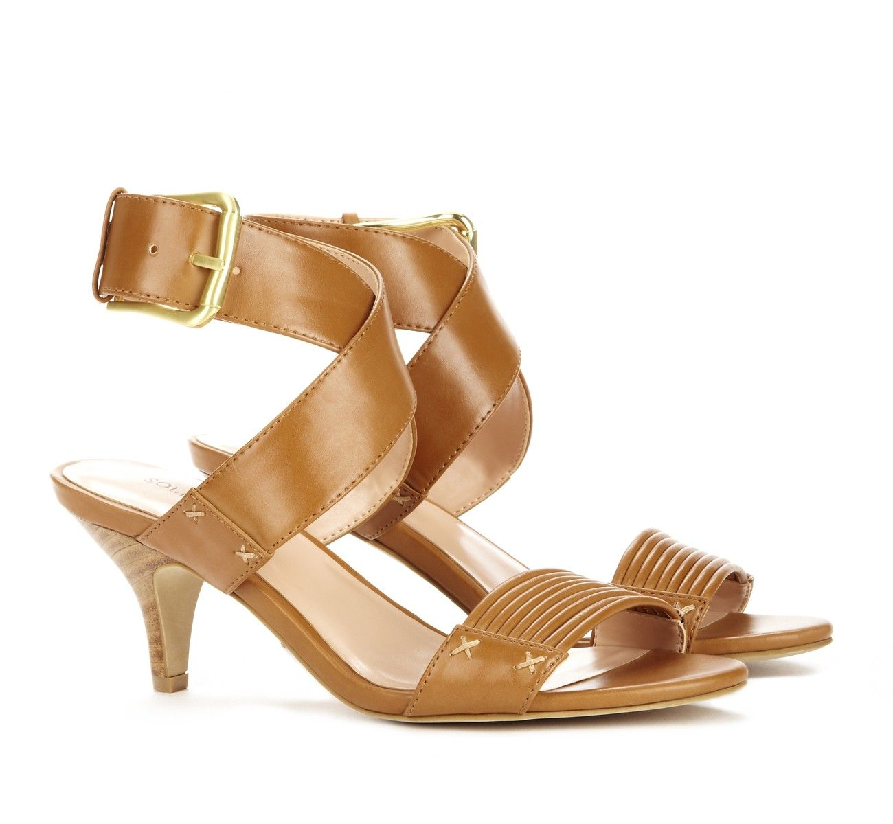 the go to spring sandal. Kitten heel shoes, Women shoes