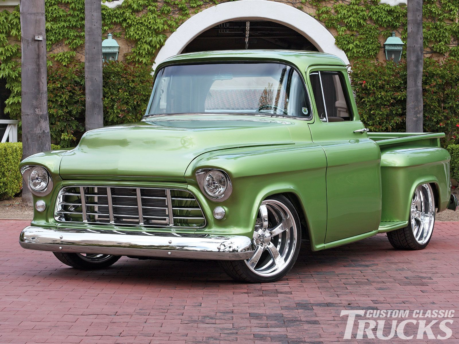 1957 chevy trucks for sale 1956 chevrolet truck front color ideas pinterest chevrolet. Black Bedroom Furniture Sets. Home Design Ideas