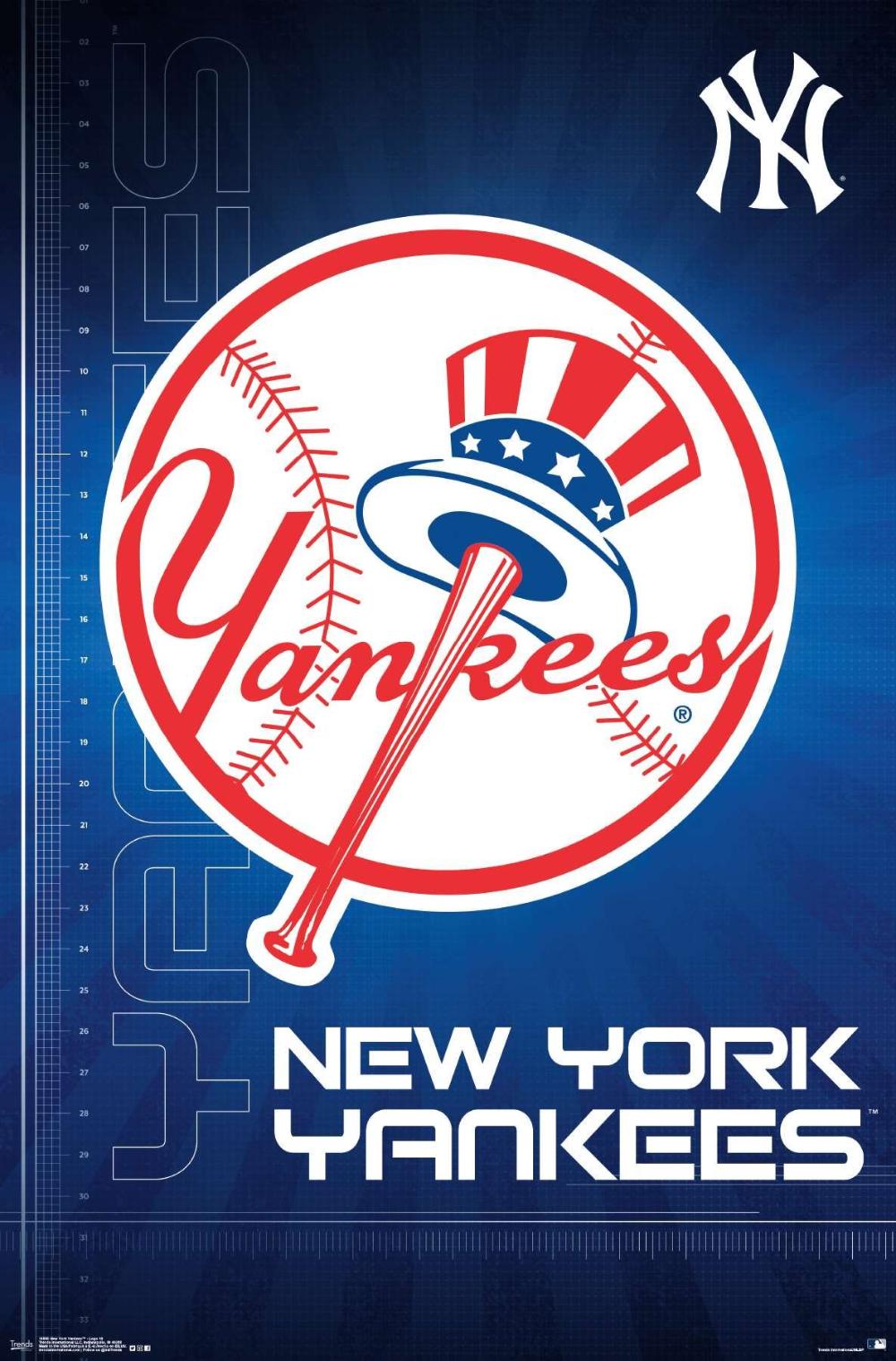 Mlb New York Yankees Logo In 2020 New York Yankees Logo Yankees Logo New York Yankees