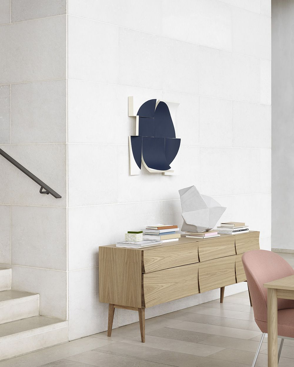 The Reflect Sideboard Is Storage Unit With Considerable