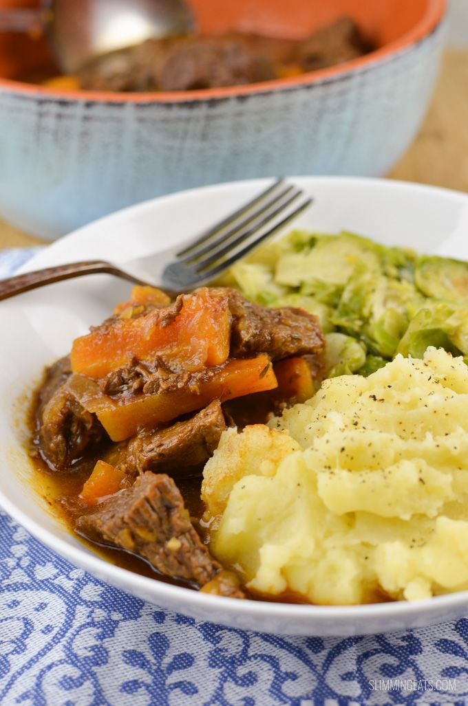 This delicious bowl of Balsamic Braised Beef is pure comfort food. Tender chunks of beef in a tangy rich tomato sauce.  This is one of my favorite meals to make in the colder months. It is so effortless and can be cookedon the stove, in a slow cooker or even an Instant Pot. My...Read More »