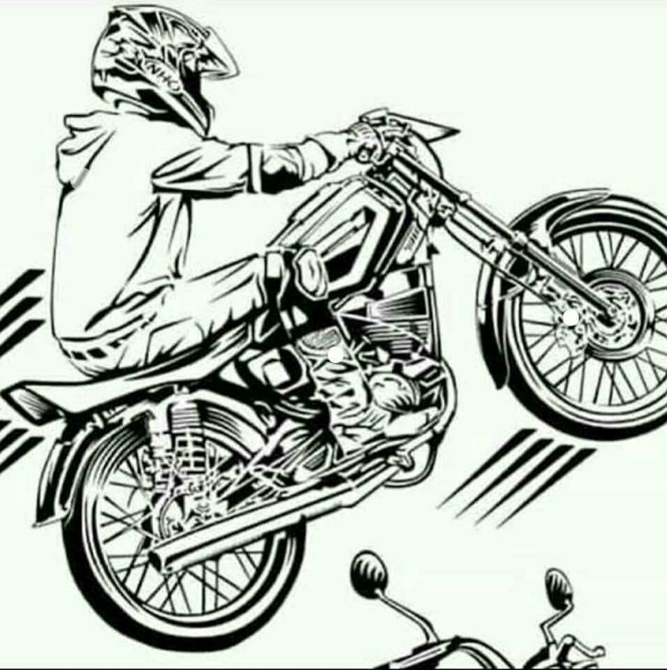 Artwork Rx King Gambar Gambar Lucu Animasi