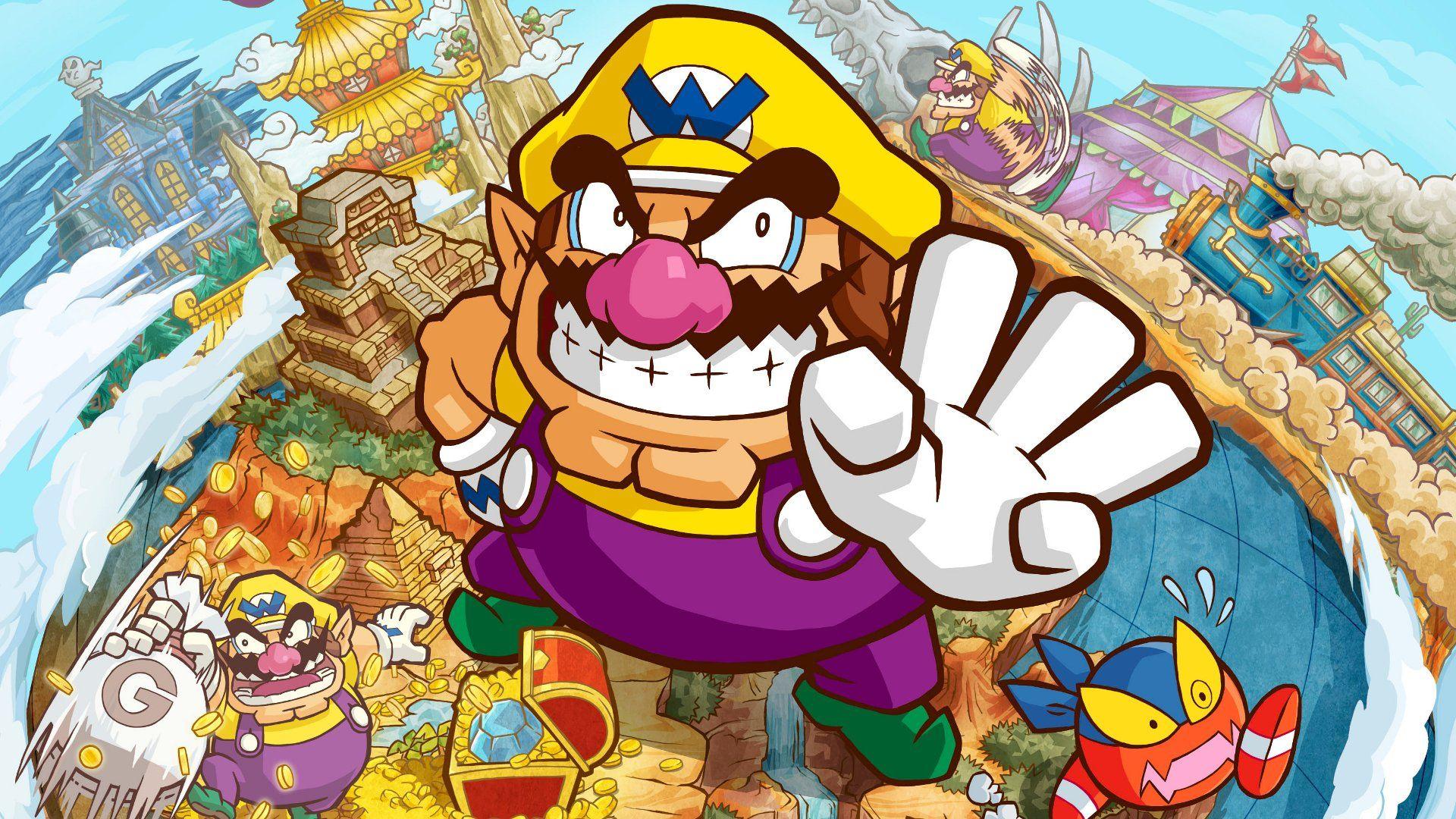 Nintendo Applied For  Trademarks Including Wario Land General News Nintendoreporters Shake Itcenter Stagevideo Gamesgamingwallpapernintendo