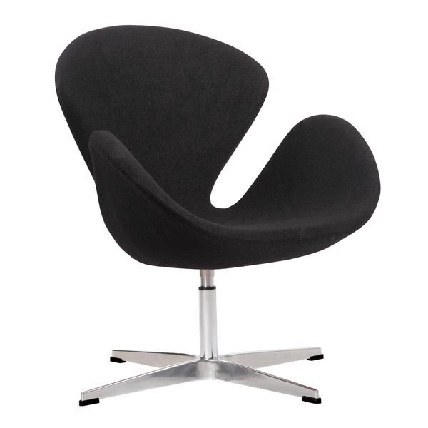 arne jacobsen office chair. arne jacobsen swan style crux accent chair office