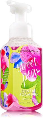 Sweet Pea Gentle Foaming Hand Soap Soap Sanitizer Bath Body