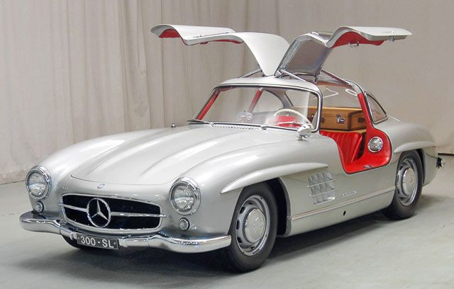1954 Mercedes Benz 300sl Gullwing Gorgeous Mercedes