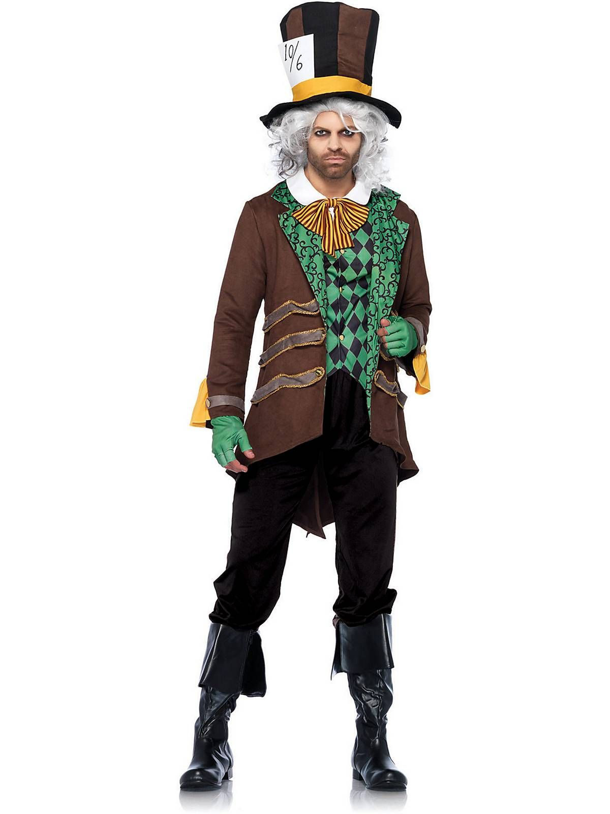 Men\'s Classic Mad Hatter Costume | Wholesale Fairytale Costumes for ...