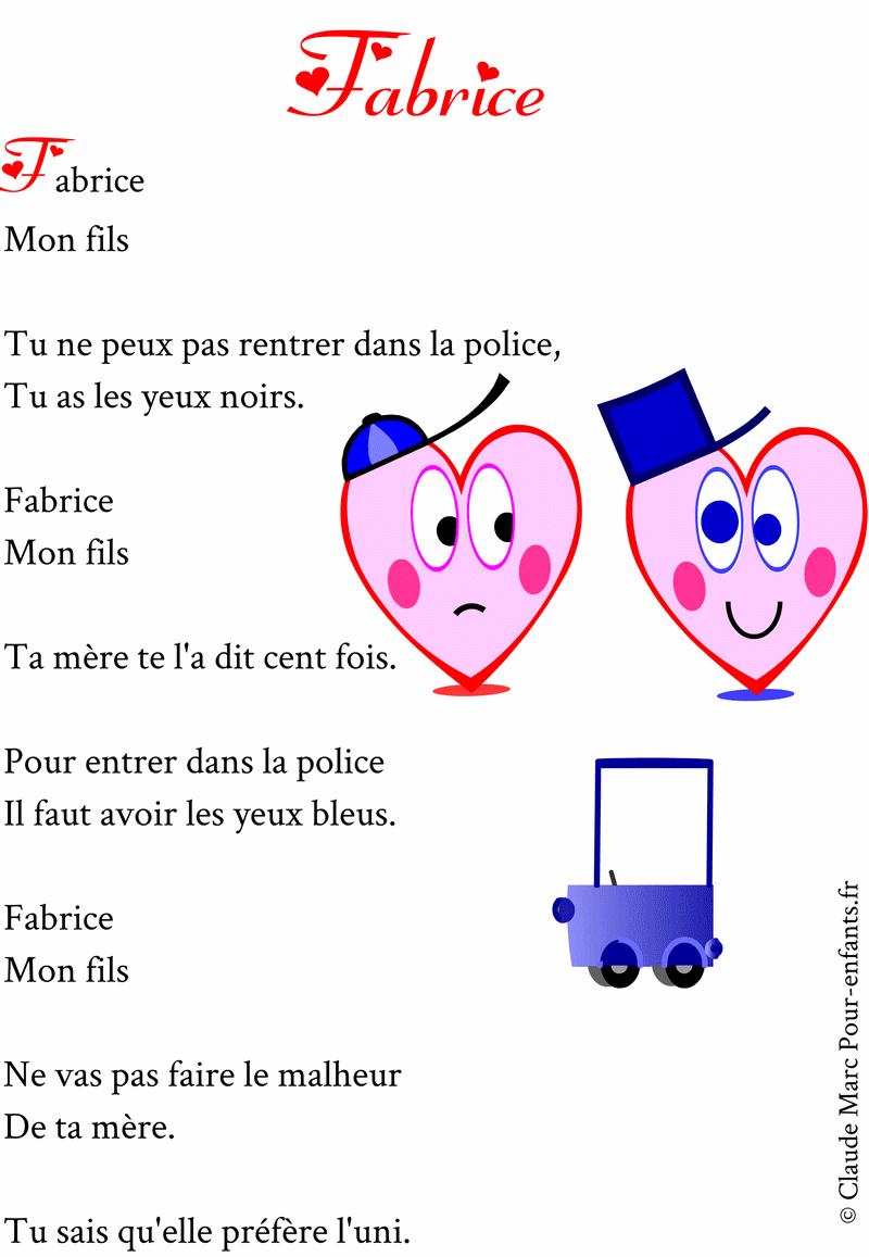 Poèmes Pour Papa Fete Des Papas à Imprimer Gratuit Poeme
