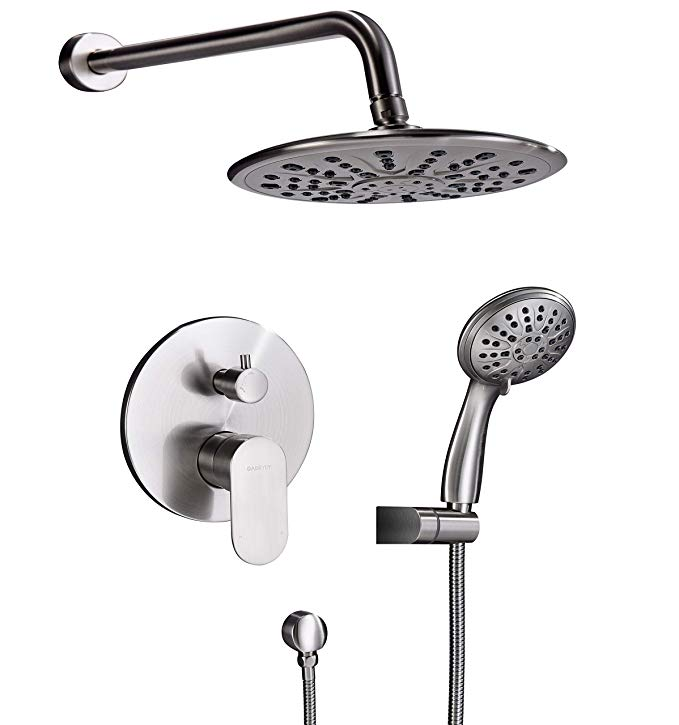 Shower System Wall Mounted Shower Faucet Set For Bathroom With
