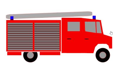 Feuerwehr Malvorlagen Ausmalbilder Feuerwehrauto 7