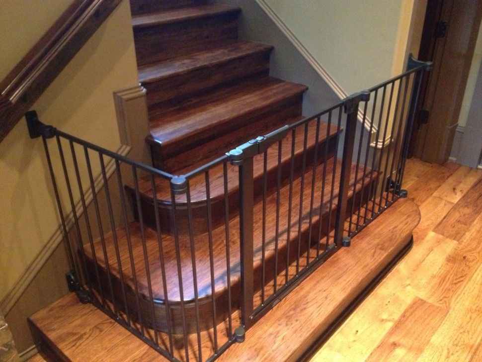 Captivating L Shaped Baby Gate