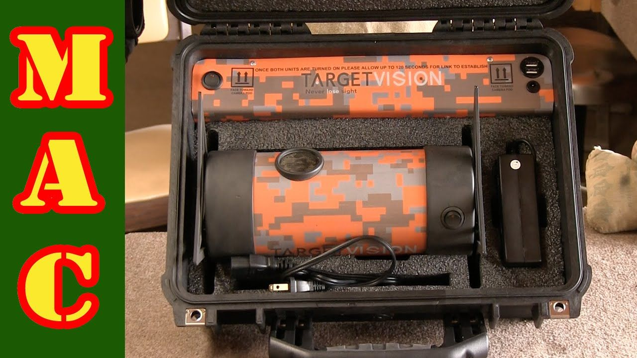 Spotting Scopes Are Neat But Targetvision Has A High Speed Solution To Seeing Your Targets At Ranges Up To 1000 Yards The Targe Spotting Scopes Camera System