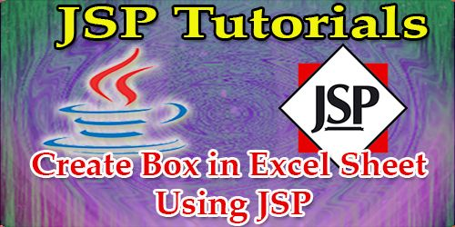 Create Box in Excel Sheet Using JSP JSP Programming Pinterest - sign up sheet template excel