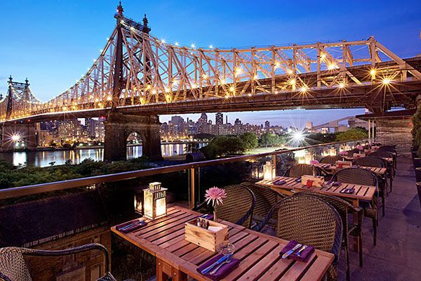 8 Rooftop Restaurants With Awe Inspiring Views